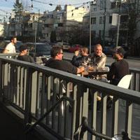 Pub Night at the Blenheim