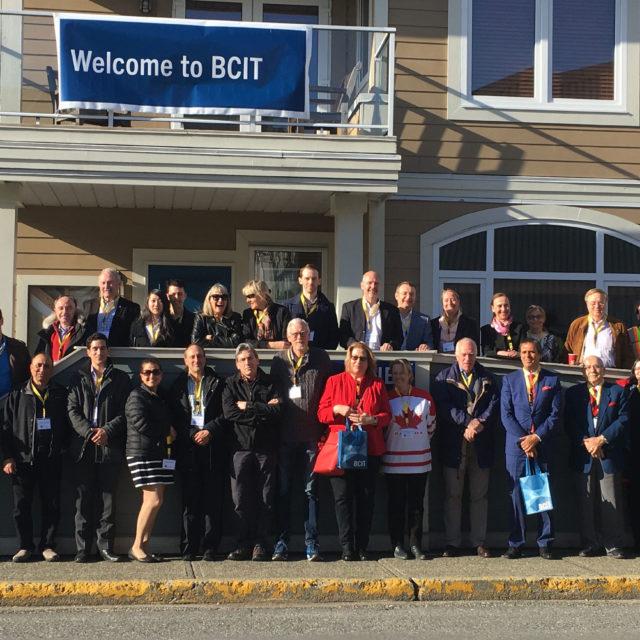 BCIT Group Photo