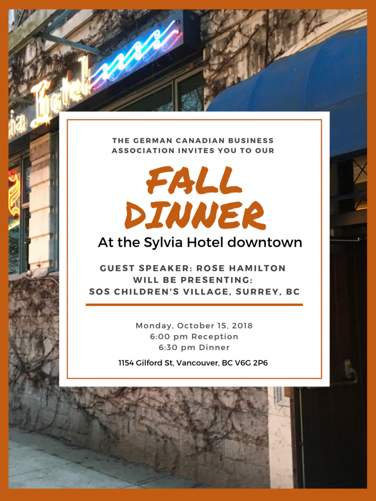 Check this out - fall dinner!