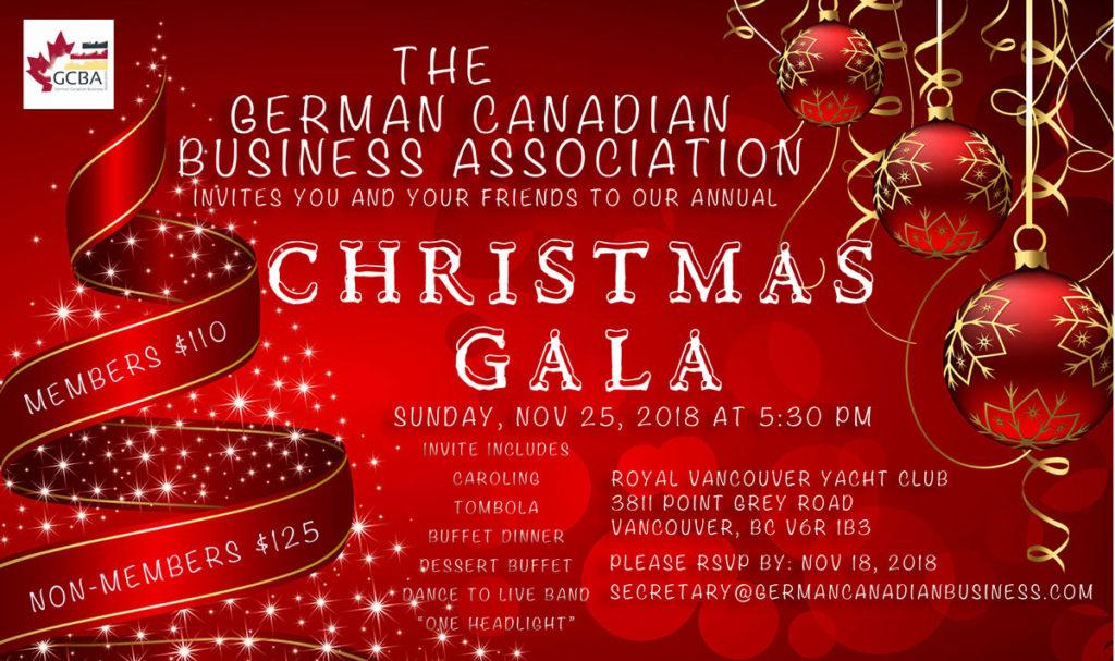 GCBA 2018 Christmas Gala